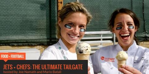 JETS + CHEFS: THE ULTIMATE TAILGATE!, Manhattan, New York