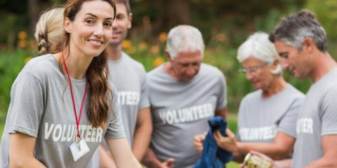 Top 3 Benefits Volunteering at Heath's Premier Event Center Offers, Heath, Ohio