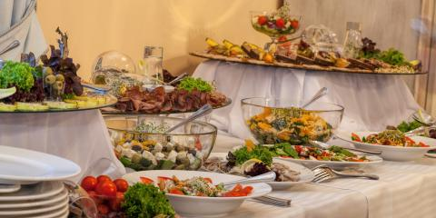 3 Advantages of Having a Buffet Meal at Your Wedding Reception Venue ...