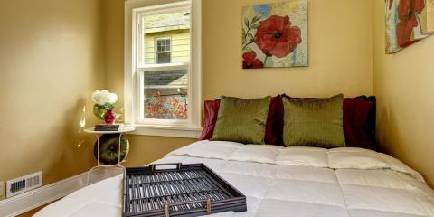 How to Make Small Bedrooms Appear Larger When Selling Property, Evergreen, Colorado