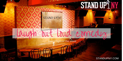Stand Up NY: Top Comedy Every Night of the Week, Manhattan, New York