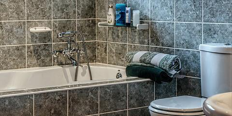 Professional House Cleaning Services From At Your Service Can Help - Professional bathroom cleaning services