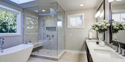 4 Considerations When Choosing a New Shower Door Installation, Ewa, Hawaii