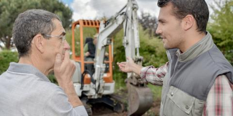 Before You Start Excavating: 5 Questions to Ask Potential Contractors, Chillicothe, Ohio