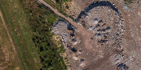 A Guide to the Inner-Workings of a Landfill, Somerset, Kentucky