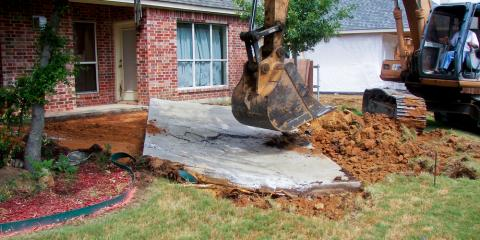 4 FAQs About Land Excavation, Suffield, Connecticut