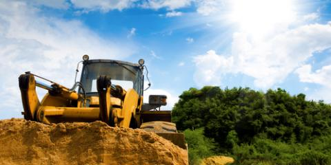 3 Common Types of Excavation Services, Montville, Connecticut