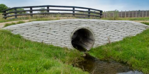 3 Types of Culverts Used for Property Drainage, New Windsor, New York