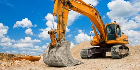 3 Types of Excavation Equipment, Robertsdale, Alabama