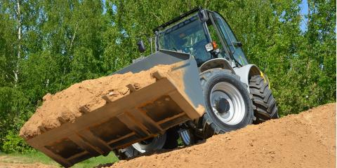 Order Topsoil, Pit Run, and Mulch from the Excavation Contractors at GrayCor , Kalispell, Montana