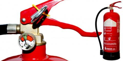 Can You Perform Your Own Fire Extinguisher Recharge?, Long Beach-Lakewood, California
