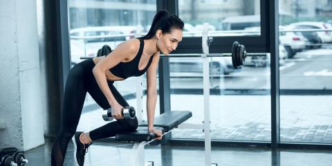 3 Exercises to Try on a Workout Bench, Cincinnati, Ohio