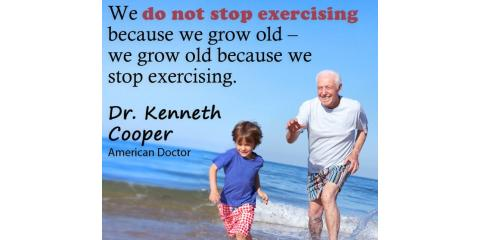 Exercise Your Body AND Memory As You Age, North Bethesda, Maryland