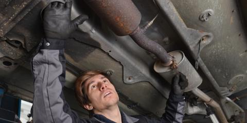 How Does Your Car's Exhaust System Work?, East Franklin, Pennsylvania