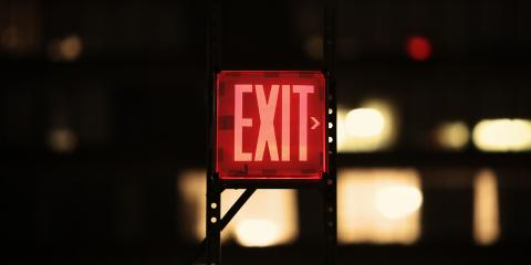 Alaska Fire Safety Pros Explain Why You Need Emergency & Exit Lighting, Anchorage, Alaska