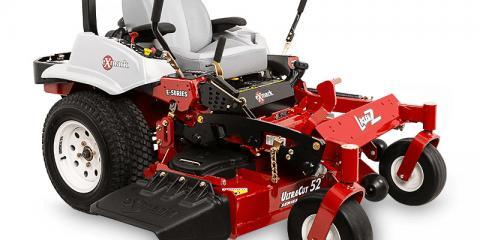 New Exmark® Radius Lawn Mowers Move Yard Care Forward