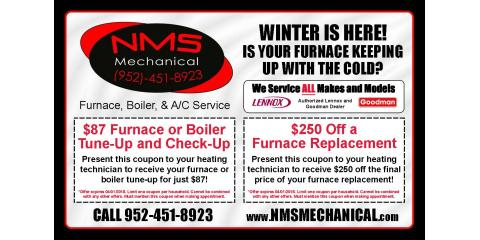 What's Growing in Your Heating System? Twin Cities Furnace Repair Experts Explain, Prior Lake, Minnesota