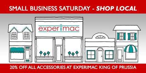 Small Business Saturday Special - 20% OFF Accessories, King of Prussia, Pennsylvania