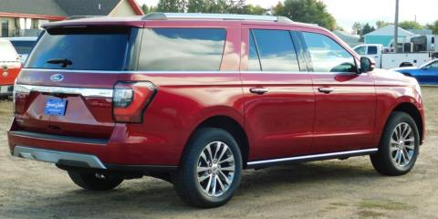 2018 Ford Expedition Max Limited $59,495, Barron, Wisconsin