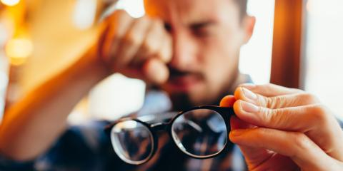 Experiencing Vision Distortions? Here's When to See an Eye Doctor, Groesbeck, Ohio