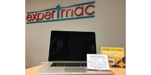 "Great Deal on a 15"" MacBook Pro from Experimac Fenton, Fenton, Missouri"