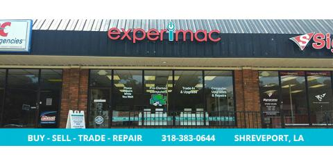 Experimac South Shreveport, Computer Repair, Services, Shreveport, Louisiana