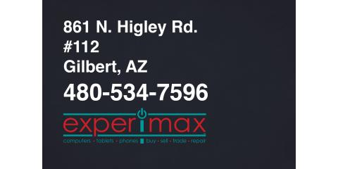 Trust Experimax With Your Computer Needs, Gilbert, Arizona