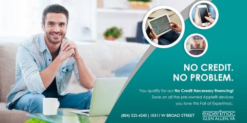 0% Financing on iMac® Computers & MacBook® Laptops , Glen Allen, Virginia