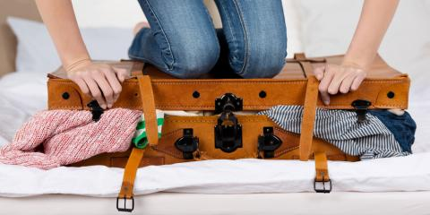 Suitcase Packing Tips From Experienced Packers & Movers, Ewa, Hawaii