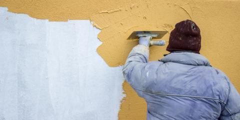Painting Contractors Explain the Benefits of Stucco & the Best Time to Apply Exterior Paint, Burnsville, Minnesota