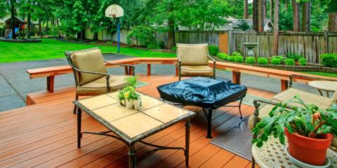 5 Compelling Reasons to Have Your Deck Stained, Oxford, Ohio