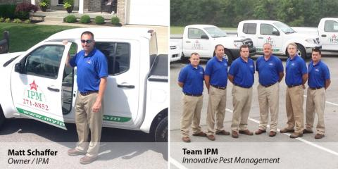 Innovative Pest Management Heads Off Fall Pest Problems, Lexington-Fayette Southeast, Kentucky