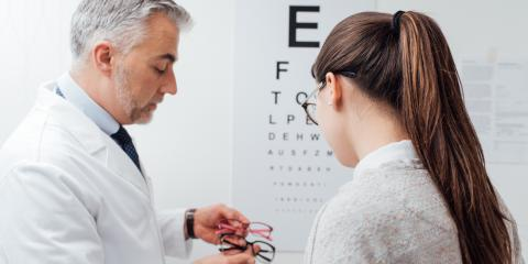 Medical Vs. Vision Insurance: What's the Difference?, Covington, Kentucky