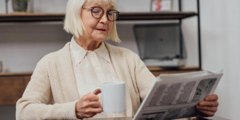 What to Know About Aging & Eye Care, Foley, Alabama