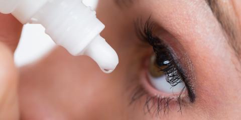 3 Mistakes to Avoid When Using Eye Drops, Honolulu, Hawaii