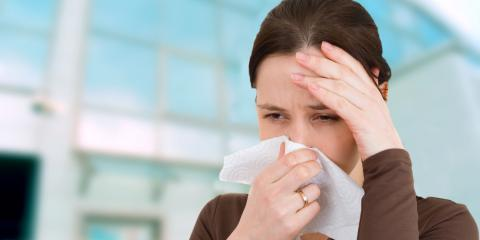 4 Ways to Alleviate Seasonal Allergy Eye Symptoms, Dayton, Ohio