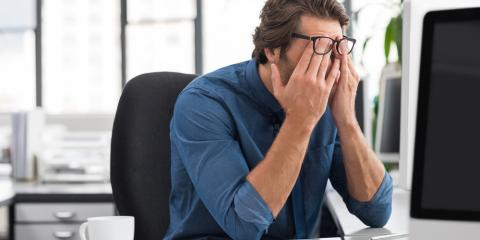 3 Simple Eye Care Tips to Use While You're at Work, Batavia, New York