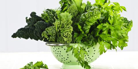 Bridgeport Eye Doctor Discusses the Connection Between Leafy Greens & Glaucoma, Bridgeport, Connecticut