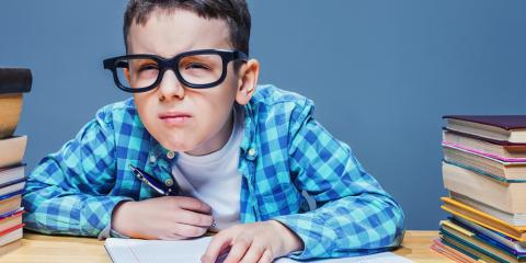 4 Signs Your Child Needs to See an Eye Doctor, Cincinnati, Ohio