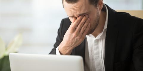 Local Eye Doctor Suggests Ways to Prevent Computer Eye Strain, Greensboro, North Carolina