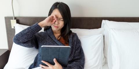 5 Eye Symptoms & Their Possible Causes, Milford, Pennsylvania