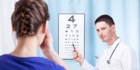 Why Diabetics Should Visit Their Eye Doctor Annually, Talladega, Alabama