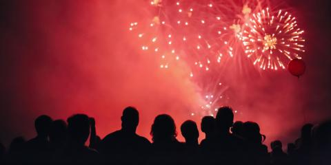 How to Protect Your Eyes From Fireworks, Russellville, Arkansas