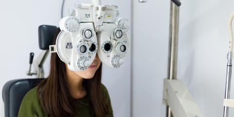 How Are Vision Screenings Different Than Eye Exams? , Blue Earth, Minnesota