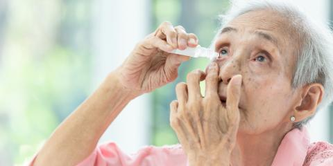 3 Common Eye Issues Seniors Should Watch For, Fairfield, Ohio