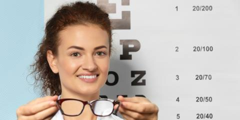 What Should I Expect During My Eye Exam?, High Point, North Carolina