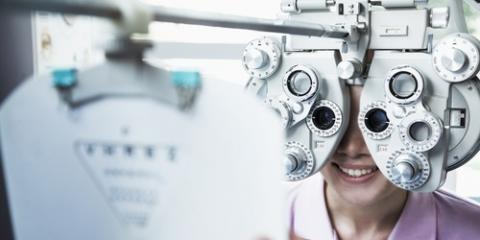 What to Expect at Your Eye Exam, Rhinelander, Wisconsin