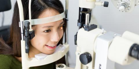 Here's What to Expect During an Eye Exam, Greece, New York