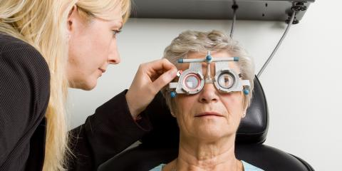 A Guide to Age-Related Macular Degeneration and Low Vision, Russellville, Arkansas