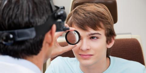 Top 5 Signs You Should Schedule a Visit With an Eye Doctor, Perinton, New York